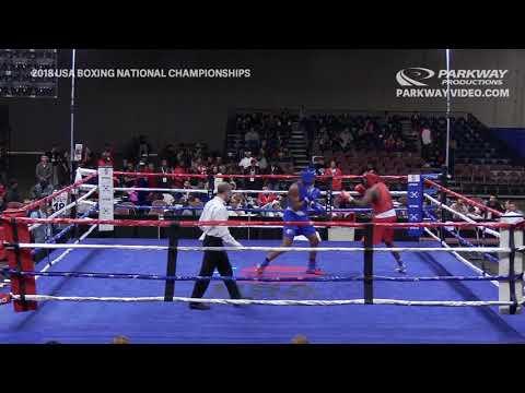 Jared Anderson vs Adrian Tillman 2018 ELITE NATIONAL CHAMPIONSHIP FINALS
