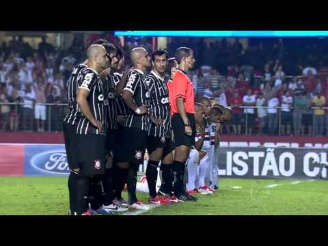 Semifinal Campeonato Paulista - Cássio defende pênalti, Ganso chuta fora e pato humilha Ceni