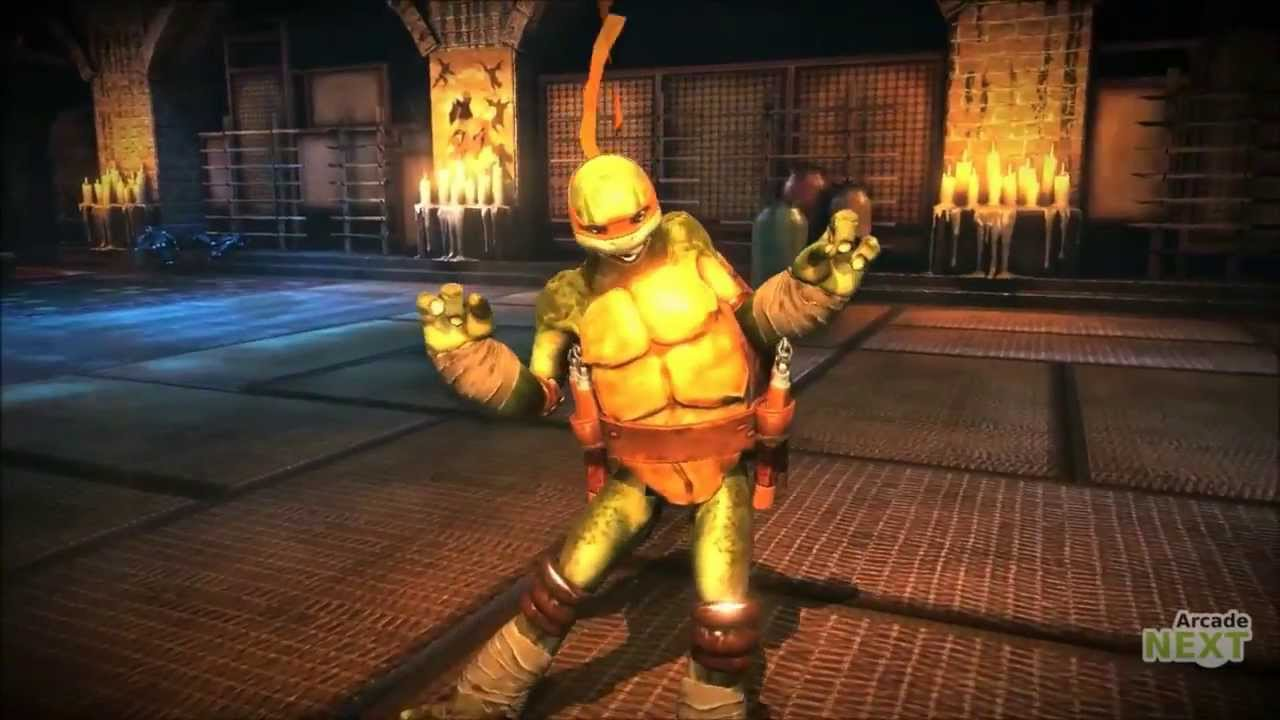 Teenage Mutant Ninja Turtles Out Of The Shadows Michelangelo Trailer En 2013 Hd Youtube
