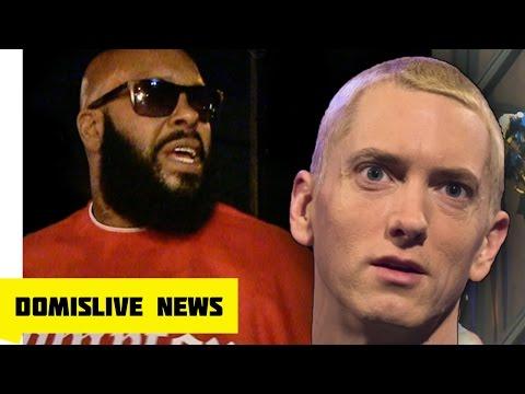 Eminem Ex Bodyguard: Suge Knight Sent 50 GOONS For Eminem, Snoop Dogg & Dr Dre (Interview)