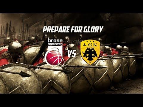 Prepare For Glory | AEK BC #Road2Final4