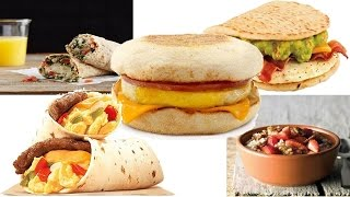 Top Healthy Fast Food Breakfast Choice