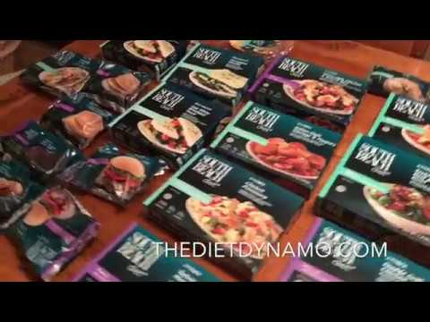 South Beach Diet Official Unboxing | 2020 Frozen Food Menu Updates?