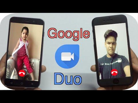 Google Duo :- Best Video Call App?