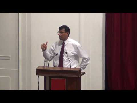 The Independence oftheCentralBank-Dr.RaghuramG.Rajan,Governo