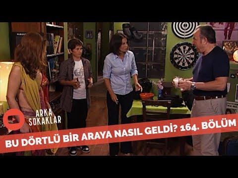 Tunç Yüzünden Rıza Baba Dansözle Basıldı 164. Bölüm