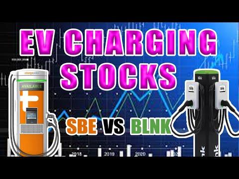 EV Charging Company Comparisons