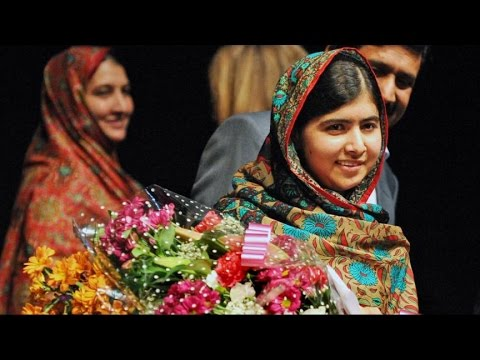 Malala Yousafzai Makes History as Youngest Nobel Peace Prize Recipient