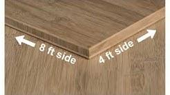 Bamboo Plywood Sheets