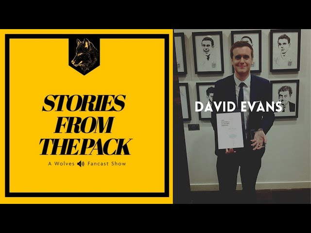 Wolves Stories From The Pack - David Evans