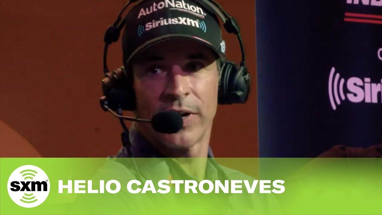Hélio Castroneves Is Excited to Be Racing in Nashville
