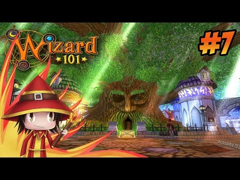 "Wizard101 Fire & Ice Walkthrough: ""TONS of XP from Crab Alley"" - Ep 7"