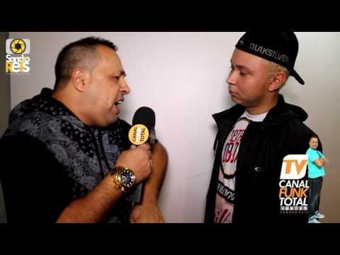 08.07.2016 - Canal Funk Total - Festa R7 Entrevista com DJ R7.