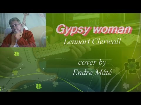 Lennart Clerwall    Gypsy Woman