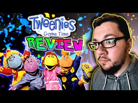 The Tweenies: Game Time (PS1) Game Review - The Shidazzle Show