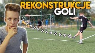 PNTCMZ ZGADUJE JAKA TO BRAMKA - REKONSTRUKCJE GOLI | GDfootball