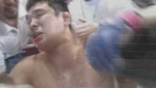 Repeat youtube video Superman: A tribute to Kazushi Sakuraba