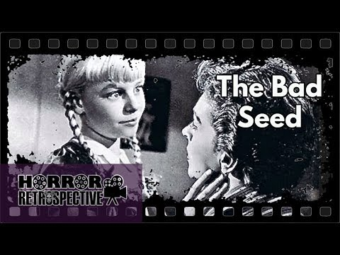 the bad seed Watch the bad seed (1985) full movie online, rachel is a 9-year-old girl who is perfection itself - unless she's crossed or challenged.