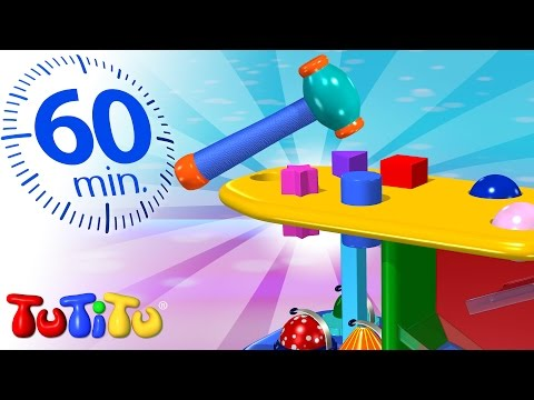 TuTiTu (ТуТиТу) Игрушки | Игра с молотком | И другие удивительные игрушки