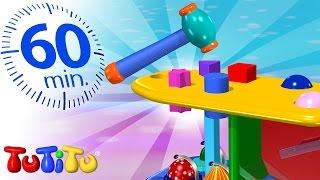 TuTiTu (ТуТиТу) Іграшки | Гра з молотком | Та інші дивовижні іграшки
