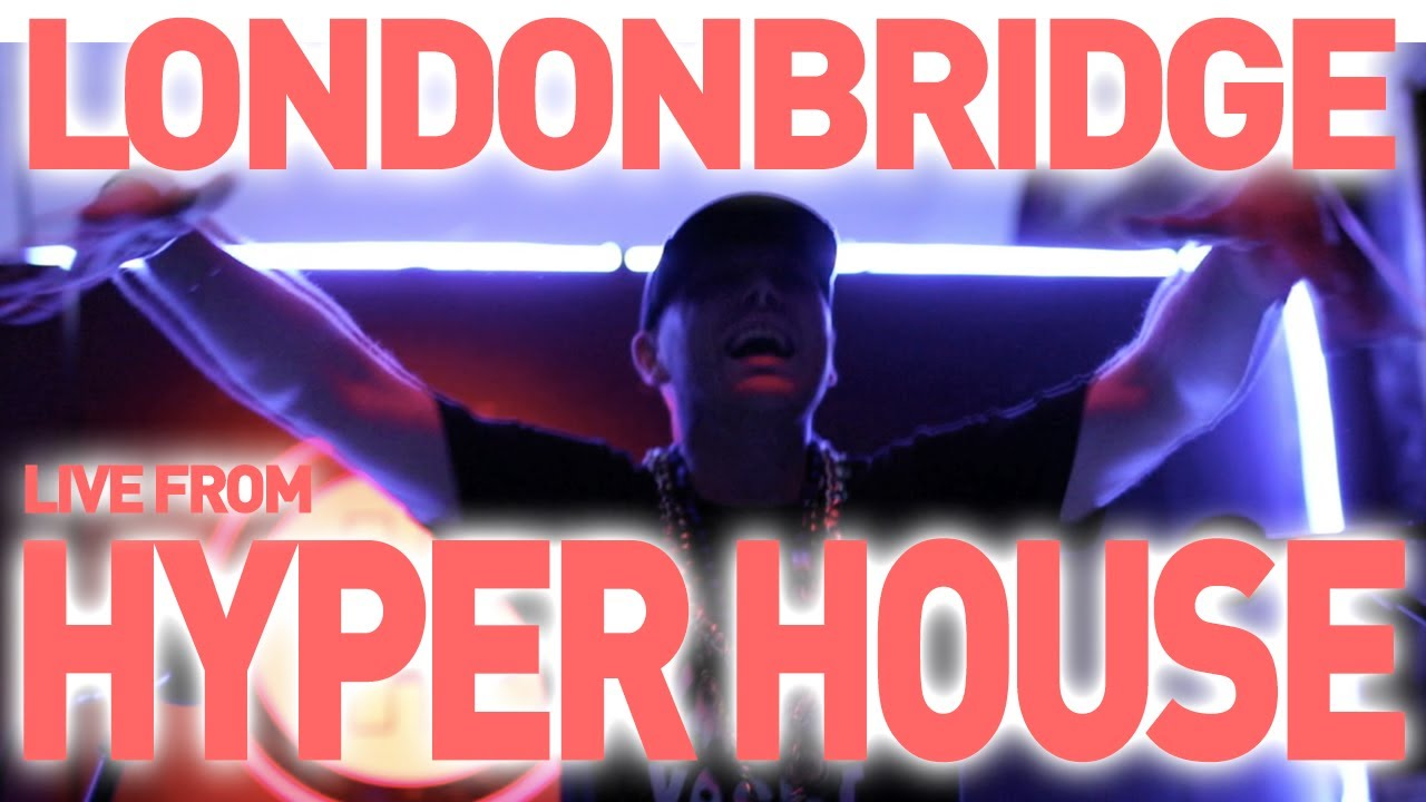 LondonBridge plays Anna Lunoe's Hyper House on Beats1 w/ Ookay, Dr. Fresch and Billy Kenny