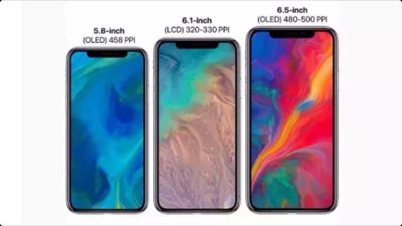 iphone 6 inches iphone x plus is here 6 5 inch display with apple pencil 11346