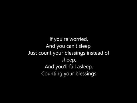 Rosemary Clooney - Count Your Blessings (Lyrics)