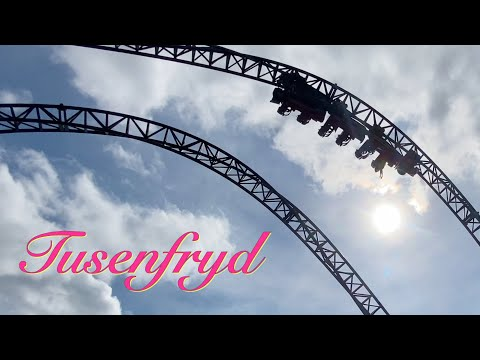 Tusenfryd Amusement Park, Oslo - All Major Attractions in 10 Minutes