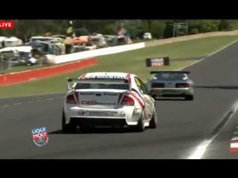 Australian Sports Sedans Bathurst Race Youtube