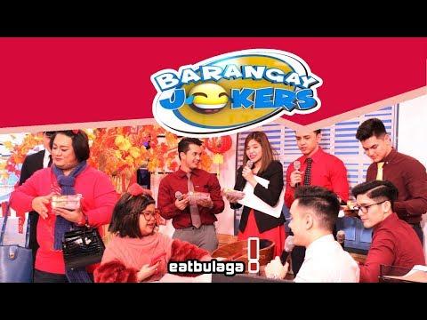 Barangay Jokers   February 16,  2018