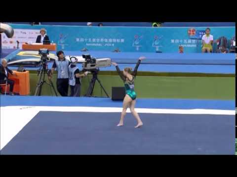 Larissa Miller (AUS) - Floor - Women