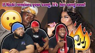 Nicki Minaj, Skillibeng - Crocodile Teeth (Audio) REACTION!!