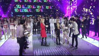 Download lagu 2NE1 0814 SBS Popular Music Ugly No 1 of the Week MP3