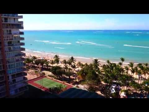 InterContinental San Juan - King Bed Ocean View Room 1524