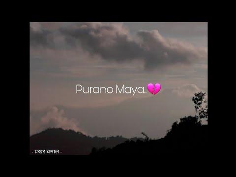 Purano Maya - [Official]