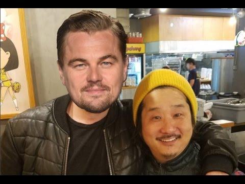 Bobby Lee Tells His Hilarious Leonardo DiCaprio Story