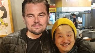 Video Bobby Lee Tells His Hilarious Leonardo DiCaprio Story download MP3, 3GP, MP4, WEBM, AVI, FLV Agustus 2018