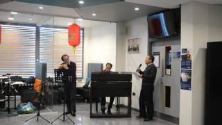 2016 New Year Celebration in University of Kent_红星照我去战斗