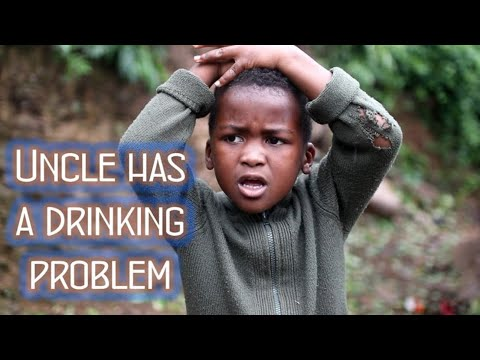 Luh & Uncle Ep 22 – Uncle Has A drinking Problem