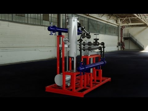 Inventor Product Design Suite - Pipe Routing - Lilly Demo