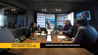 [APORTES RESERVADOS] tema: Demanda Boliviana por el rio Silala