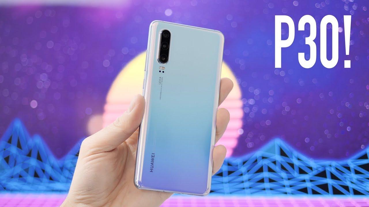 Huawei P30 (nie Pro) ???? | P jak… powodzenia z Xiaomi Mi 9? | Wstępna OPINIA