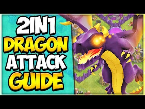 TH 7 Attack Strategy Guide | Best Town Hall 7 Attack Strategy | TH 7 Dragon Attack | Clash Of Clans