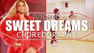beyoncé   sweet dreams tutorial choreography xtianknowles