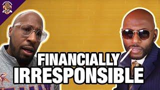 Financially Irresponsible?   Financially Illiterate?   Financial Budgeting
