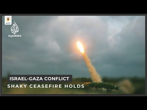 Israel-Gaza Ceasefire Continues To Hold