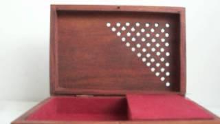 Cajita de Música con Tango La Cumparsita - Music Box