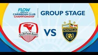 Real Hope FA vs CA Pantoja full match