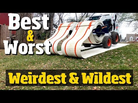 Best & Worst Landscape, Construction & Power Tools, Equipment & Innovations Of 2018