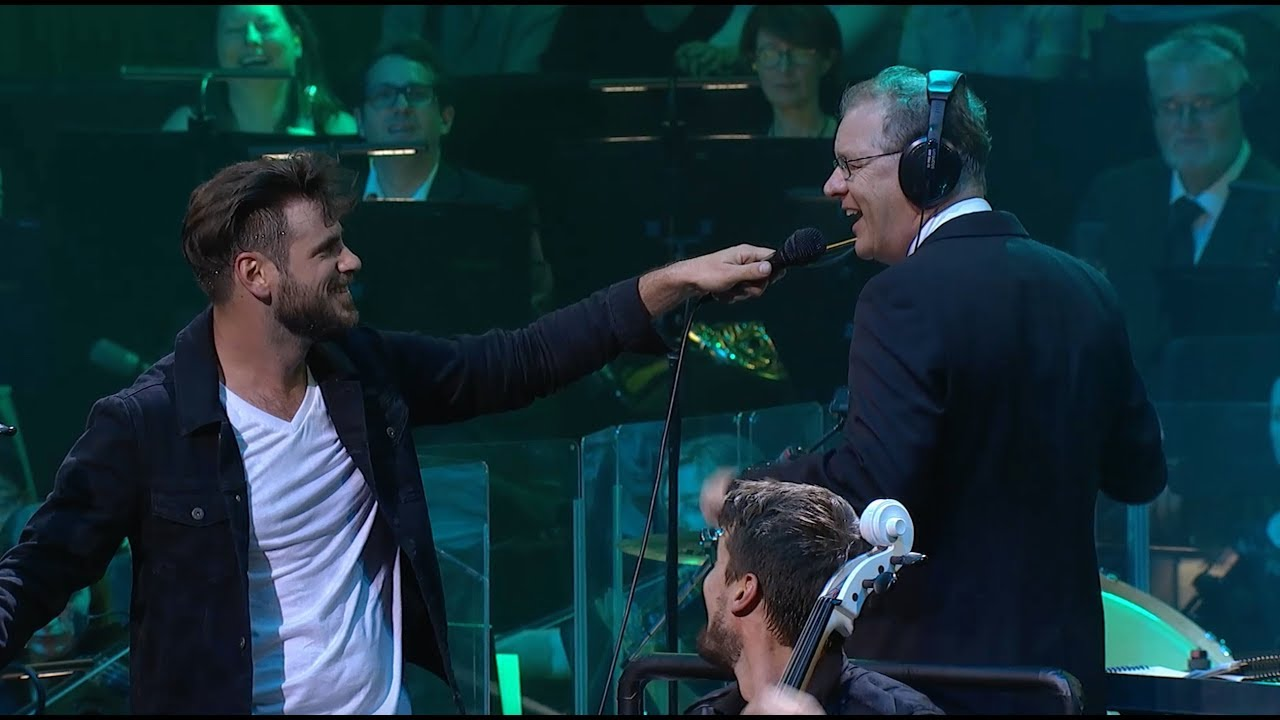 2CELLOS - Satisfaction [Live at Sydney Opera House]
